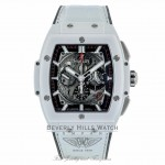 Hublot Spirit of Big Bang White Ceramic 45mm Chronograph 601.HX.0173.LR HZT8Z0 - Beverly Hills Watch Company