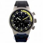 IWC Aquatimer Titanium Chronograph 42mm IW371918 UL05EV - Beverly Hills Watch Company