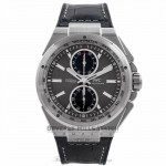 IWC Ingenieur Chronograph Racer 45MM Stainless Steel Grey Dial IW378507 BC6CY4 - Beverly Hills Watch Company Watch Store
