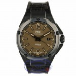 IWC Ingenieur 46mm AMG Black Ceramic IW322504 XNLKZ7 - Beverly Hills Watch Company