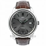 IWC Ingenieur Automatic Vintage White Gold 42mm Watch 3233-04 Beverly Hills Watch Company Watches