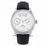 IWC Portugieser Annual Calendar Stainles Steel IW503501 3RJ26E - Beverly Hills Watch Company
