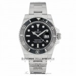 Rolex Oyster Perpetual Submariner Black Dial Black Cerachrom Bezel Steel 116610LN - Beverly Hills Watch