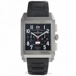 Jaeger LeCoultre Reverso Squadra World Chronograph Mens Watch Q702T670 Beverly Hills Watch Company Watches