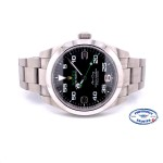Rolex Airking 40mm Stainless Steel Black Dial Watch 116900 JX8H0J - Beverly Hills Watch Company