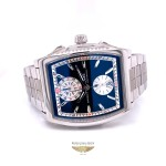 IWC Da Vinci Chronograph Stainless Steel Black Dial IW376407 LK8E45