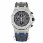 Audemars Piguet Royal Oak Offshore Slate Dial 42mm 26470ST.OO.A104CR.01 RT13TM - Beverly Hills Watch
