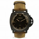 Panerai Luminor 1950 Composite 47mm Case 3 Day PAM00375 W67THF