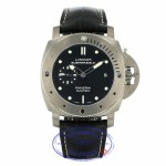 Panerai Luminor Submersible 1950 Titanium 47MM PAM00305 Y31HY1 - Beverly Hills Watch Company