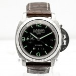 Panerai PAM000270 Luminor GMT 10 Day 1950 Case Stainless Steel Watch -PAM270- Beverly Hills Watch Company Watches