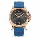 Panerai Luminor Due Oro Rosso 42mm 18k Rose Gold PAM00677 Z0MC10 - Beverly Hills Watch