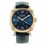 Panerai Radiomir 1940 10 Days GMT Automatic Oro Rosso 45mm PAM00659 749L0R - Beverly Hills Watch