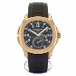 Patek Philippe 40.8mm Aquanaut Automatic 18k Rose Gold 5164R-001 FYQTP4 - Beverly Hills Watch