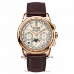Patek Philippe Grand Complications Silver Dial 18K Rose Gold 5270R-001 5Z9R3V - Beverly Hills Watch