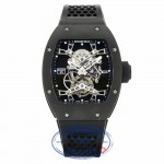 Richard Mille Baby Nadal Tourbillon All Black RM027 AK CA 5ZH1QJ - Beverly Hills Watch