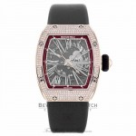 Richard Mille Rose Gold Diamond Case Bezel RM023RG KER2WQ - Beverly Hills Watch Company