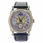 Roger Dubuis Sympathie Center Bi-Retrograde Perpetual Calendar Moonphase S4357100N94.13 - 3903 -Beverly Hills Watch Company Watch Store