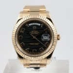ROLEX  DAY DATE II 41MM PRESIDENT 218238 BEVERLY HILLS WATCH COMPANY