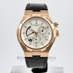 Vacheron Constantin Overseas Dual Time Rose Gold Watch 47450-000R-9404 Beverly Hills Watch Company Watches