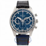 Zenith Charles Vermont El Primero Chronograph 03.2041.400/51.C496 L35TKP - Beverly Hills Watch Company Watch Store