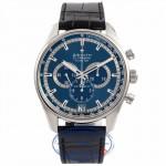 Zenith Charles Vermont El Primero Chronograph 03.2041.400/51.C496 L35TKP - Beverly Hills Watch Company Watch Store