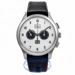 Zenith Grand Class El Primero Chronograph White Dial Black Subdials 03.0520.4010/01.C580T3 BPQJML - Beverly Hills Watch Company Watch Store
