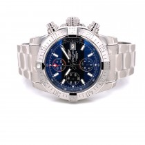 Breitling Super Avenger Chronograph 48mm Black Dial A13381111B1A1 0XUHKW - Beverly Hills Watch Company