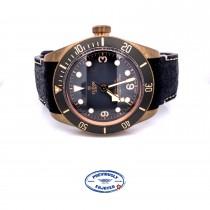 Tudor Black Bay Bronze 43mm Slate Grey Dial 79250BA 1KQMHK - Beverly Hills Watch Company