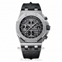 Audemars Piguet Royal Oak Offshore Slate Dial Automatic 26470ST.OO.A104CR.01 NUAQU1 -  Beverly Hills Watch