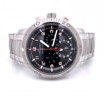 Breguet Type XXII Flyback Chronograph Stainless Steel 3880ST/H2/SX0 6N4WLF
