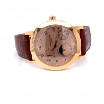 Patek Philippe Complications Moon Phase 5055r-001 9DU2H8 - Beverly Hills Watch Company