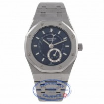 Audemars Piguet Royal Oak Annual Calendar Stainless Steel Blue Dial 25920.ST.O.0789.ST.02 A28XLA