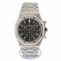 Audemars Piguet Royal Oak 41mm Chronograph Black Dial  Stainless Steel 26320ST.OO.1220ST.01 NRTLKC