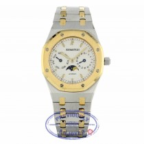 Audemars Piguet Royal Oak Day-Date 36MM 18k Yellow Gold Stainless Steel 25594SA.OO.0789SA.06 6R30UD - Beverly Hills Watch Company