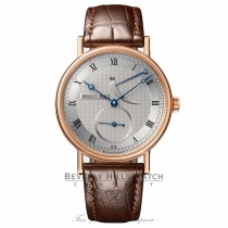 Breguet Classique 38mm Rose Gold Power Reserve 5277BR/12/9V6 X1AVMJ - Beverly Hills Watch Company