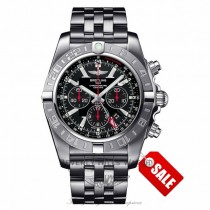 Brietling Chronomat GMT Limited Edition Stainless Steel AB041210/BB48 X6LP3P - Beverly Hills Watch Company Watch Store