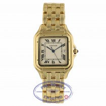 Cartier Panther Medium Yellow Gold W25014B9 7X0EJ6  - Beverly Hills Watch Company