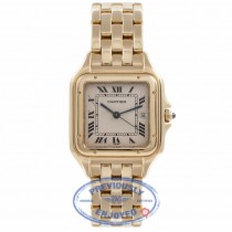 Cartier Panther Watch W25014B9 SQ4TT6 - Beverly Hills Watch Company Watch Store