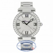 Chopard Imperiale Automatic 40mm Stainless Steel Diamond Bezel 388531-3004 HLZ130 - Beverly Hills Watch