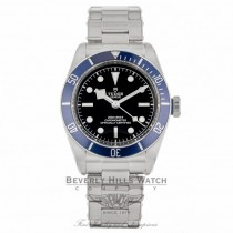 Tudor Heritage Black Bay 41mm Blue 79230B - Beverly Hills Watch