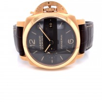 Panerai Luminor Marina 1950 Rose gold 42mm PAM00393 DTRTYV - Beverly Hills Watch Company