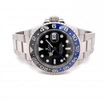 Rolex GMT Master II Batman Ceramic Bezel Stainless Steel 116710 DWX9LQ - Beverly Hills Watch Company