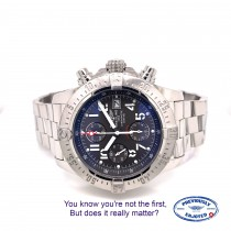Breitling Avenger Chronograph Gray Dial A1338012/F547 6V74W1 - Beverly Hills Watch Company Watch Store