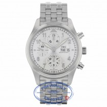 IWC Spitfire Automatic Chronograph IW371705 - Beverly Hills Watch