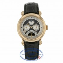Franck Muller GTS Perpetual Calender 39mm 18k Rose Gold 7000QPA FWX9M3 - Beverly Hills Watch