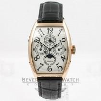 Franck Muller Perpetual Calendar Quantum Rose Gold 5850 QP R Beverly Hills Watch Copmpany