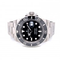 Rolex Submariner 41mm Black Ceramic Bezel 126610LN FW1YNH - Beverly Hills Watch Company
