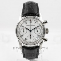 Girard Perregaux Chronograph White Gold Watch 4930 Beverly Hills Watch Company