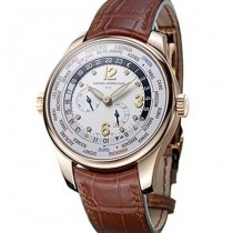 Girard Perregaux World Timer WW.TC Power Reserve Rose Gold Watch 49850-52-152-BACA Beverly Hills Watch Company