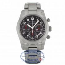 Girard Perregaux Ferrari F1-048 titanium 40mm 4955 F6QK64 - Beverly Hills Watch